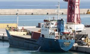 Κακουργηματικές διώξεις για τους ναυτικούς του πλοίου «Haddad1»