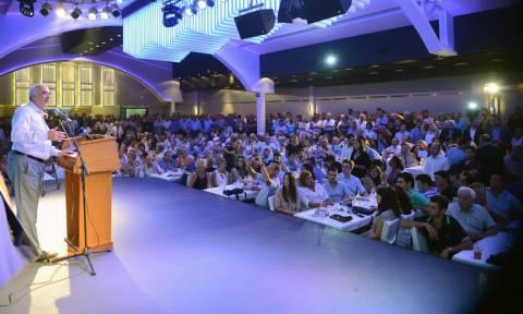 Εκλογές 2015 - Στη Θεσσαλία αύριο (05/09) ο Μεϊμαράκης