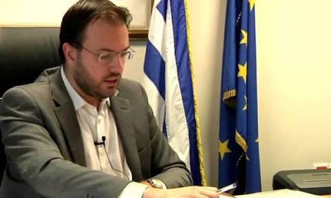 Θεοχαρόπουλος: Απαιτείται συσπείρωση των δυνάμεων της ανανέωσης