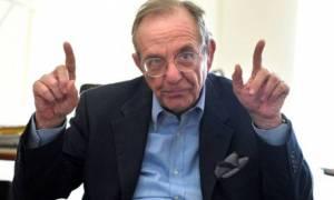 Πάντοαν: «Η τύχη της Ελλάδας δεν ήταν ποτέ, όσο σήμερα, στα χέρια της κυβέρνησής της»