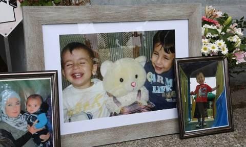 Κομπάνι: Στην τελευταία τους κατοικία τα δύο αγγελούδια και η μητέρα τους