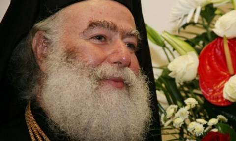 Ο Πατριάρχης Αλεξανδρείας στην Κέρκυρα