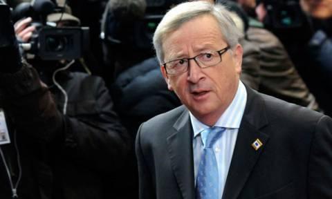 Γιούνκερ: Πρόστιμο στα κράτη - μέλη της ΕΕ που δεν δέχονται πρόσφυγες