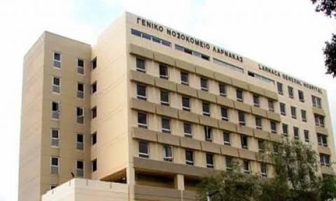 Έκλεψαν το χρηματοκιβώτιο του νοσοκομείου Λάρνακας