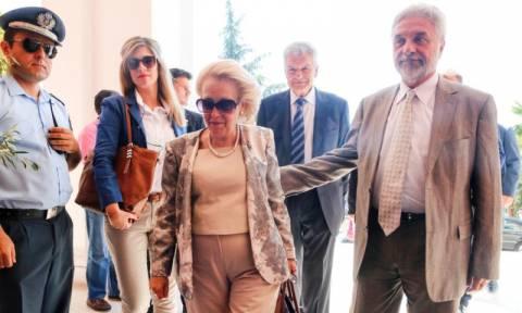 Συναντήσεις της υπηρεσιακής πρωθυπουργού Βασιλικής Θάνου με εκπροσώπους φορέων της Θεσσαλονίκης
