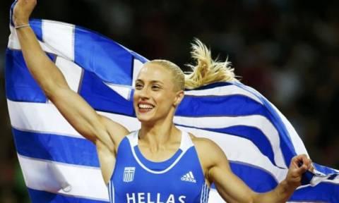 Νικόλ Κυριακοπούλου: Το «διαμάντι» του ελληνικού αθλητισμού!