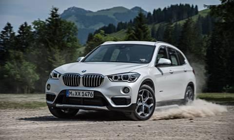 BMW Group: Τρεις νέες εκδόσεις για την X1