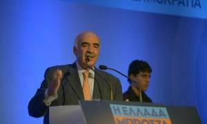 Μεϊμαράκης: Είμαι μεταβατικός πρόεδρος στο δρόμο για... Μαξίμου
