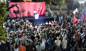 Εκλογές 2015: Μεγάλο στοίχημα για τον ΣΥΡΙΖΑ η αύξηση της συσπείρωσης