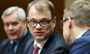 Ο πρωθυπουργός της Φινλανδίας προσφέρει το σπίτι του για να φιλοξενηθούν πρόσφυγες