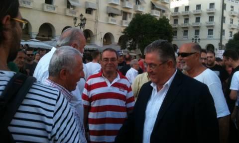 ΔΕΘ 2015 – Κουτσούμπας: Δε θα υποστείλουμε τον αγώνα μέχρι η εξουσία να περάσει στα χέρια του λαού