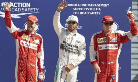 F1 Grand Prix Ιταλία: Ο Hamilton στην pole ανάσταση στην Ferrari (photos)