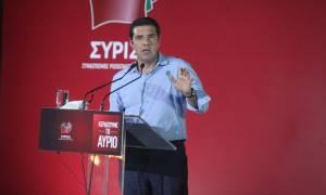 Εκλογές 2015: Τσίπρας - Θα εξαφανίσουμε το σάπιο και το τοξικό που έχτιζαν σαράντα χρόνια