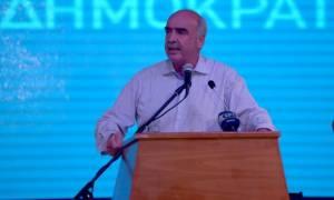 Εκλογές 2015 - Μεϊμαράκης: Πάνω από όλα η Ελλάδα