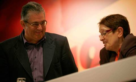 Τα ψηφοδέλτια του ΚΚΕ - Επικεφαλής στο Επικρατείας η Αλέκα Παπαρήγα