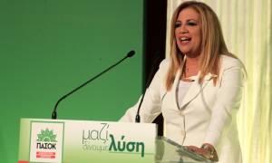Eκλογές 2015 - Γεννηματά: Στείρα και άνευ ουσίας η αντιπαράθεση ΣΥΡΙΖΑ-ΝΔ