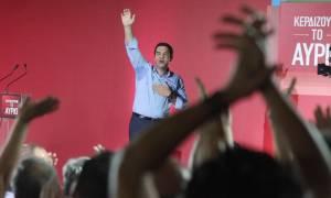 Εκλογές 2015 - ΣΥΡΙΖΑ: Διμέτωπος με Λαφαζάνη και Δεξιά