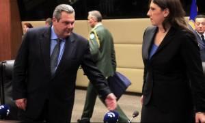 Εκλογές 2015: Η Κωνσταντοπούλου απαντά στην επίθεση Καμμένου