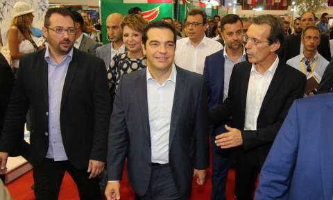 Το Newsbomb.gr στη ΔΕΘ: Το «ευχαριστώ» του Τσίπρα στην ΕΡΤ3