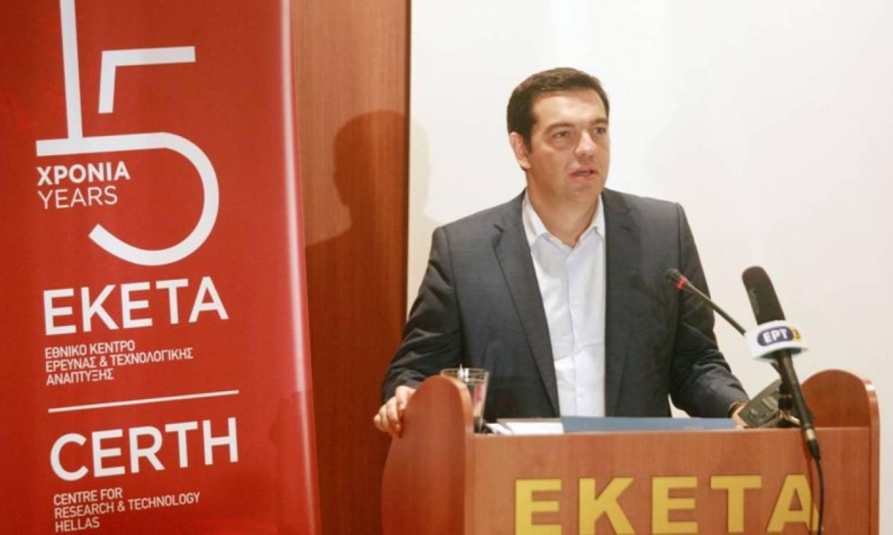 Το Newsbomb.gr στη ΔΕΘ: Τσίπρας: Πρέπει να ξεμπερδέψουμε με το χθες