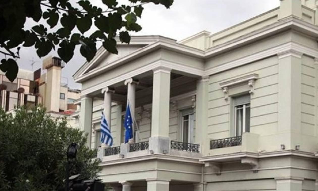 Οι ΗΠΑ ζητούν από την Ελλάδα απαγόρευση ρωσικών υπερπτήσεων προς τη Συρία