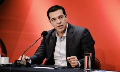 ΔΕΘ 2015: Στις 14:00 η συνέντευξη Τύπου του Αλ. Τσίπρα