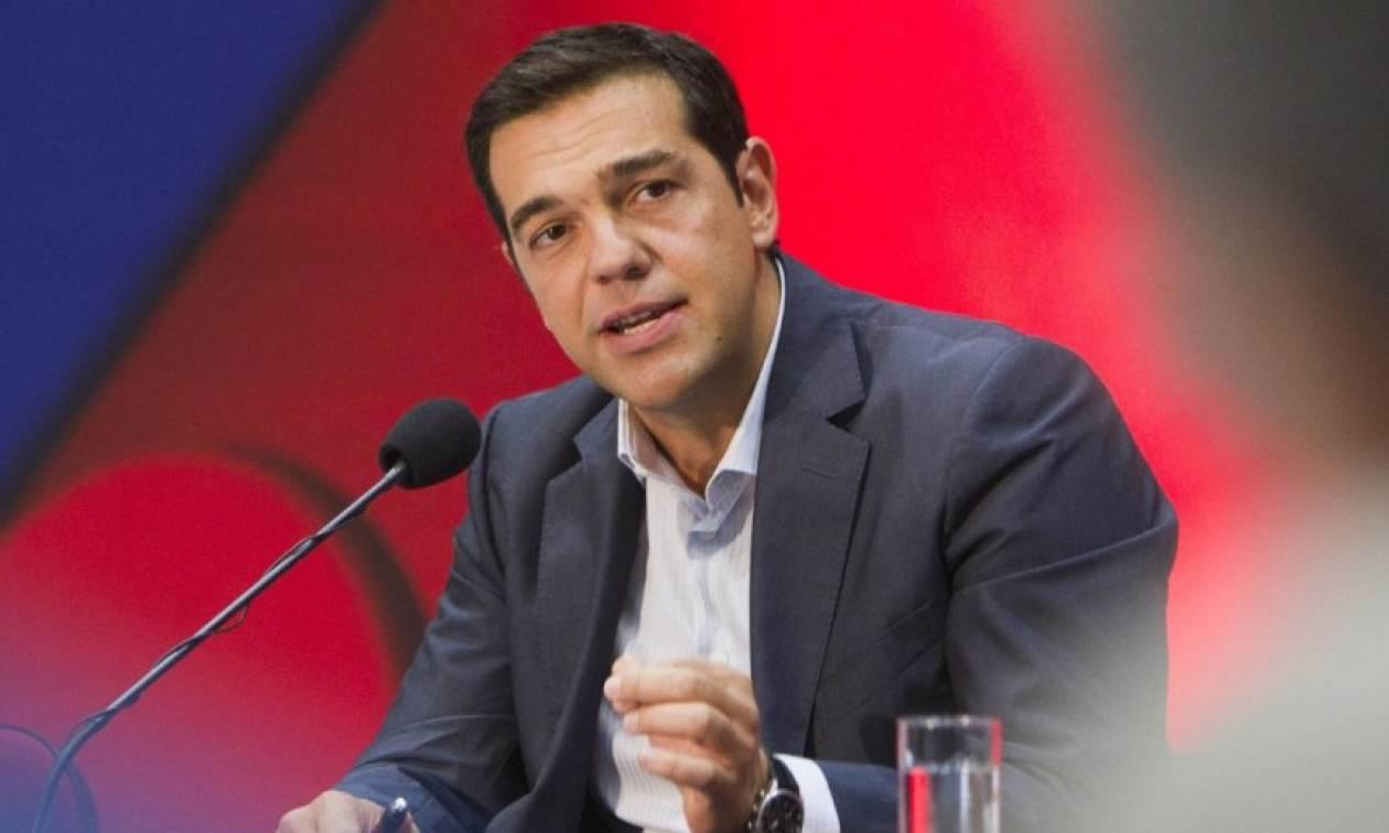 Εκλογές 2015: Δείτε Live τη συνέντευξη Τύπου του Αλέξη Τσίπρα στη ΔΕΘ