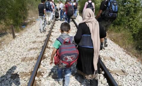 Αίτημα χρηματοδότησης της Ελλάδας στην ΕΕ για το προσφυγικό