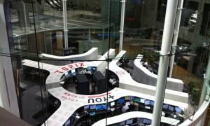 Ανοδικά ξεκίνησε η συνεδρίαση της Τρίτης στο χρηματιστήριο του Τόκιο