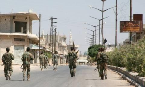 Παλμύρα: Δεκάδες νεκροί τζιχαντιστές από επίθεση του συριακού στρατού