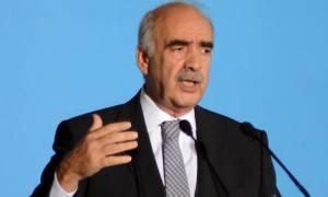 Μεϊμαράκης: Η χώρα θα κυβερνηθεί αλλά απαιτείται ευρύτατη συνεργασία όλων των δυνάμεων