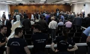 Χρυσή Αυγή: Στις φυλακές Κορυδαλλού συνεχίζεται η δίκη