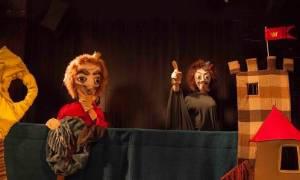 Ρομπέν των Δασών, από τον κουκλοθίασο Redicolo στα Φεστιβάλ «Θέρμης Δρώμενα» & «Τεχνότοπος»