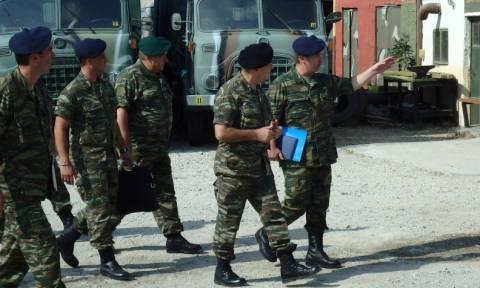 Επίσκεψη Α/ΓΕΣ στη Σαμοθράκη (pics)