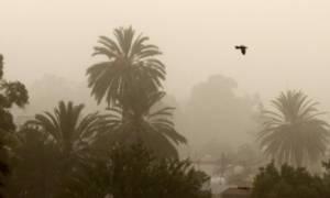 Φεύγει η σκόνη αλλά έρχεται νέος καύσωνας στην Κύπρο