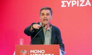 Τσακαλώτος: Η λύση θα βρεθεί στην επόμενη Βουλή