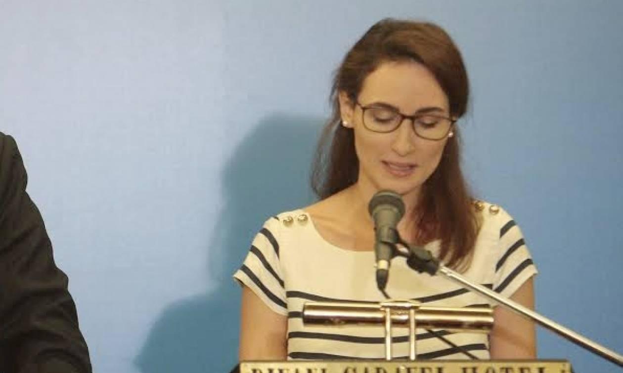 Χριστίνα Τρεμόντι: Το … Ποτάμι την «ξέβρασε» στους ΑΝΕΛ!