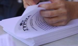 Εκλογές 2015: Αρχίζει να «ζεσταίνεται» η συσπείρωση του ΣΥΡΙΖΑ