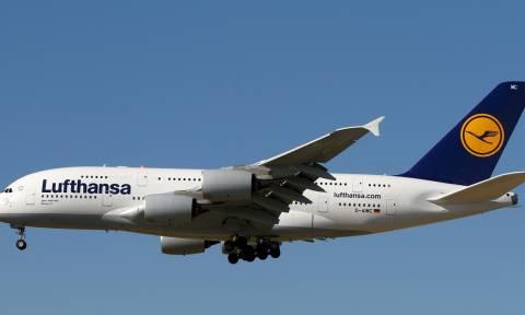 Γερμανία: Παράνομη η απεργία των πιλότων της Lufthansa