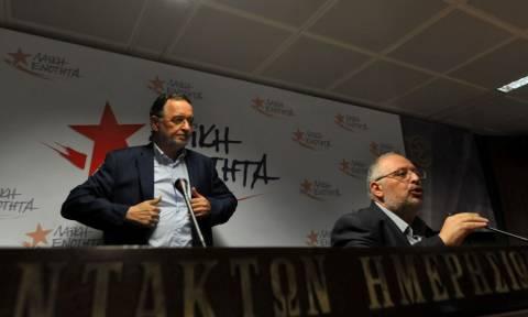 Ήσυχος: Απόπειρα φίμωσης για τα μη κοινοβουλευτικά κόμματα
