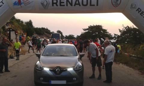 Renault: Στην κορυφή του Ολύμπου