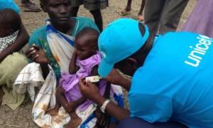 Unicef: Έντεκα παιδιά κάτω των πέντε ετών πεθαίνουν κάθε λεπτό σε όλο τον κόσμο