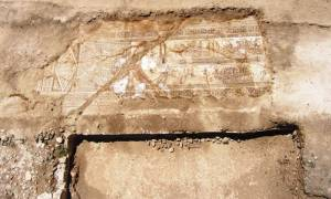 Κύπρος: Αποκαλύφθηκε εντυπωσιακό ψηφιδωτό του πρώτου μισού του 4ου αιώνα μ.Χ. (photos)