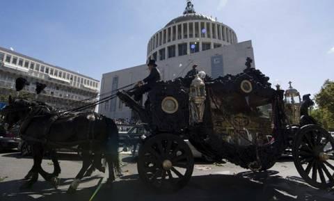 «Ήταν καλός σαν τον Πάπα» ο μαφιόζος με την κηδεία – υπερπαραγωγή! (photos)