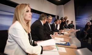 Η απίστευτη απάντηση της Γεννηματά για τα οικονομικά του ΠΑΣΟΚ (video)