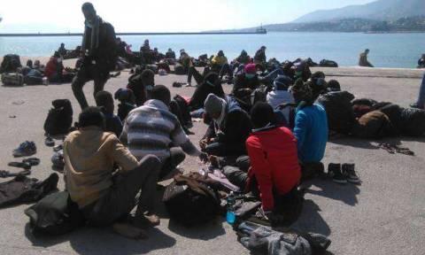 Ελληνοαυστραλιανή «χείρα βοηθείας» στους πρόσφυγες της Λέσβου