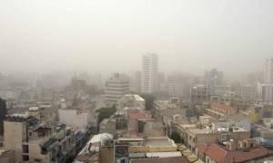 Κύπρος: Φεύγει η σκόνη της Συρίας-Ερχεται της Αφρικής