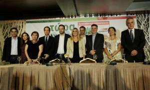 ΠΑΣΟΚ - ΔΗΜΑΡ: Ο Θεοχαρόπουλος επικεφαλής στο Επικρατείας - Τελευταίος ο Λαλιώτης