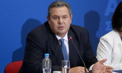 Καμμένος: Μεϊμαράκης και Γεννηματά δεν θα υπάρχουν μετά τις εκλογές