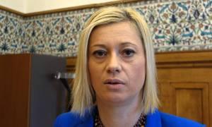 Μακρή: H Κωνσταντοπούλου θα πρωταγωνιστεί στο τρίτο προεκλογικό σπότ της Λαϊκής Ενότητας